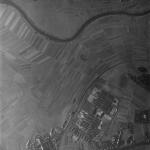 Luftbild Strafanstalt Diez Stalag XII A Limburg 1944