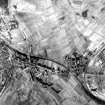 Luftbild Strafanstalt Diez 1944